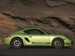 2012 Porsche Cayman R
