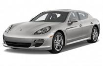 2012 Porsche Panamera 4-door HB S Angular Front Exterior View