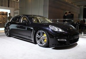 2012 Porsche Panamera Turbo S live photos
