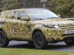 2012 Range Rover Evoque five-door spy shots
