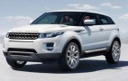 2012 Range Rover Evoque Unveiled At Kensington Palace
