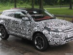 2012 Range Rover LRX spy shots