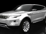 2012 Range Rover LRX