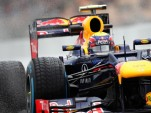 2012 Red Bull Racing Formula One race car