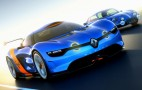 2012 Renault Alpine A110-50 Concept Debuts: Video