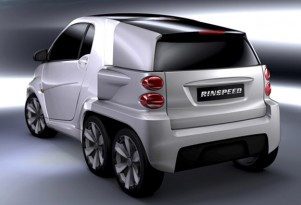 Rinspeed Dock+Go Concept Adds Versatility To Smart Electric Drive