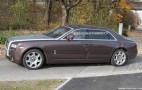 Spy Shots: 2012 Rolls-Royce Ghost Long Wheelbase