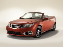 2012 Saab 9-3 Convertible Independence Edition