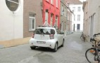 Forget The Prius: 2012 Scion iQ Takes Google Street View Where Other Cars Can't