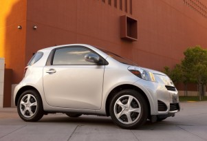Graduation Gift: 2012 Scion iQ Comes With PlayStation Vita
