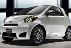 Young? Trendy? Buy A 2012 Scion iQ, Get A PlayStation Vita