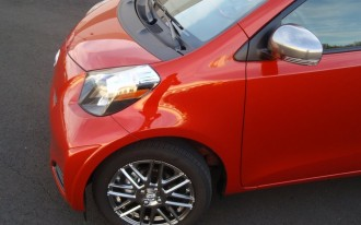2012 Scion iQ: Driven