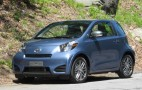 2012 Scion IQ, 2012 Honda CR-Z: Same Gas Mileage, But Very Different