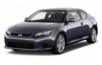 2012 Scion tC 2-door HB Auto (Natl) Angular Front Exterior View