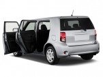 2012 Scion xB 5dr Wagon Auto (Natl) Open Doors