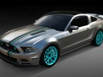 2012 SEMA Mustang Build: Chromatic Exterior by Jennifer Seely
