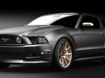 2012 SEMA Mustang Build: High Gear Exterior by Jennifer Seely