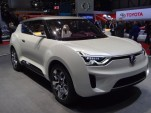 2012 SsangYong XIV-2 Concept live photos