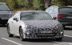 2012 Subaru BRZ Coupe Spy Shots