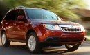 2009-2012 Subaru Forester Recalled For Seat Belt Problem