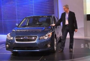 2012 Subaru Impreza: Video Walkaround Of New 36-MPG AWD Car
