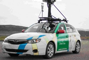 Google Street View car used to spot, quantify methane leaks