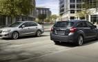 2012 Subaru Impreza Pricing A Nice Surprise: Same As Last Year