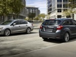 2012 Subaru Impreza Pricing A Nice Surprise: Same As Last Year