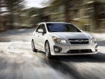 2012 Subaru Impreza Recalled To Fix Faulty Airbag System