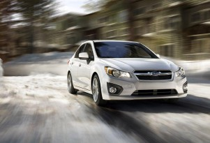 2012 Subaru Impreza Recalled To Fix Faulty Airbag System