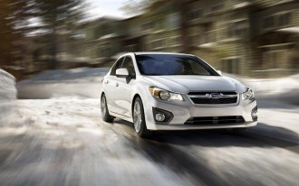 2012 Subaru Impreza Investigated For Deactivated Airbags