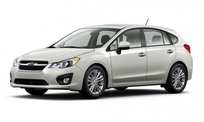 2012 Subaru Impreza Photos