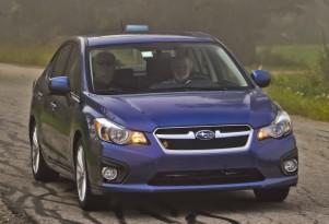 2012 Subaru Impreza, Dan Wheldon Dies: Car News Headlines
