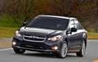 Deliveries Of 2012 Subaru Impreza Slowed By Brake Recall
