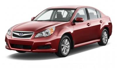 2012 Subaru Legacy Photos