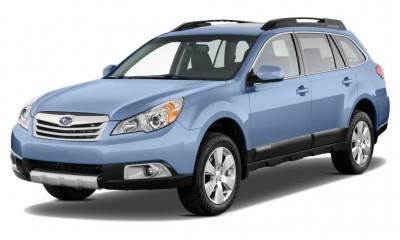 2012 Subaru Outback Photos