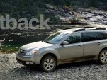 2012 Subaru Outback, Legacy Recalled For Airbag Flaw