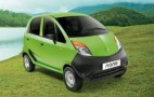 2012 Tata Nano Valentines Edition Shows India The Love