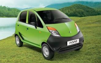 2012 Tata Nano Valentines Edition Shows India The Love