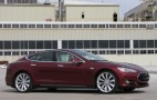 Tesla Model S Electric Sport Sedan: Video From Detroit Auto Show