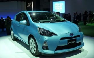 Subaru Sales Paused, November Car Sales, 2012 Toyota Prius C: Car News Headlines