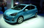 2012 Toyota Prius C Hybrid Vs 2012 Toyota Yaris: MPG Battle