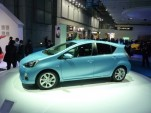 2012 Toyota Prius C: Detroit Auto Show Video