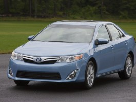 2012 Toyota Camry Hybrid