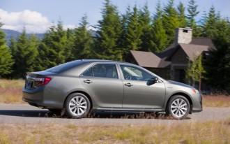 2012 Toyota Camry, Supra Returns, GM Develops EVs In China: Car News Headlines