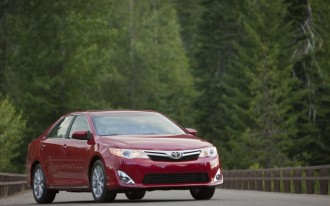 2012 Toyota Camry: First Drive