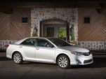 2012 Toyota Camry Aiming For Top Safety Marks