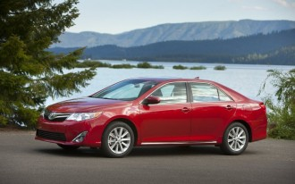 2012 Toyota Camry: Most American Car?