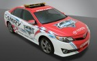 2012 Toyota Camry Revealed, Set To Pace Daytona 500