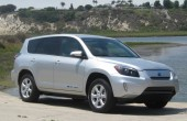 2012 Toyota RAV4 EV Photos